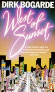 Cover of: West of Sunset