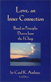 Cover of: Love, an inner connection