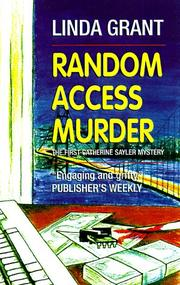 Cover of: Random Access Murder (Catherine Sayler Mystery Series)