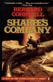 Cover of: Sharpe's company: Richard Sharpe and the siege of Badajoz, January to April 1812