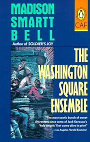 Cover of: The Washington Square ensemble