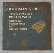 Cover of: The Addison Street anthology |