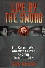 Cover of: Live by the sword