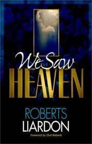 Cover of: We Saw Heaven - And More!