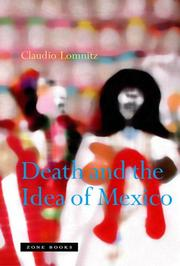 Cover of: Death and the idea of Mexico