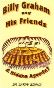 Cover of: Billy Graham and His Friends