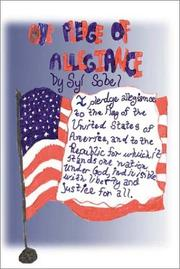 Cover of: Our Pledge of Allegiance