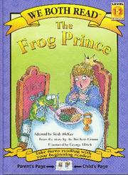 Cover of: The frog prince | Sindy McKay