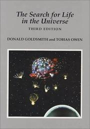 Cover of: The search for life in the universe