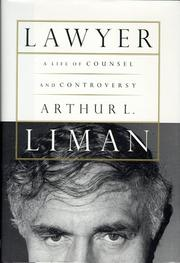Cover of: Lawyer