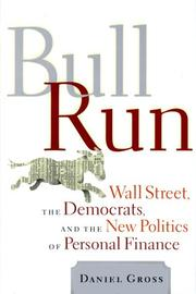 Cover of: Bull Run
