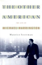 Cover of: The Other American: The Life of Michael Harrington