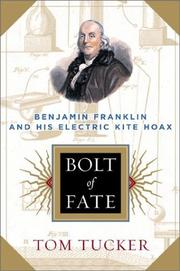 Cover of: Bolt of Fate | Tom Tucker