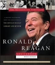 Cover of: Ronald Reagan