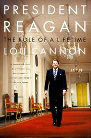 Cover of: President Reagan | Lou Cannon