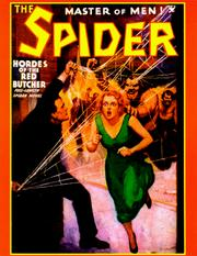 Cover of: Hordes of the Red Butcher: The Spider | Grant Stockbridge