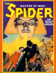 Cover of: The Spider (#37) | Grant Stockbridge