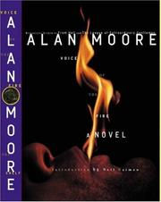 Cover of: Voice of the fire: a novel