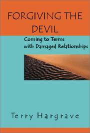 Cover of: Forgiving the Devil | Terry D. Hargrave