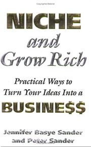 Cover of: Niche and Grow Rich
