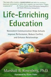 Cover of: Life-enriching education