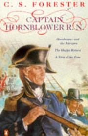 Cover of: Captain Hornblower