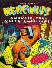 Cover of: Hercules amongst the North Americans | Mark Marek