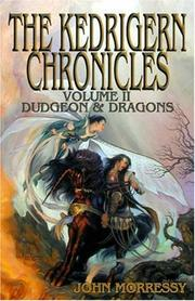 Cover of: The Kedrigern Chronicles vol. 2 (Dudgeon and Dragons) (The Kedrigern Chronicles, Cvolume 2)