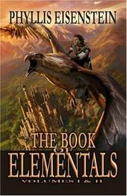 Cover of: The Book of Elementals, Vol. 1 and 2