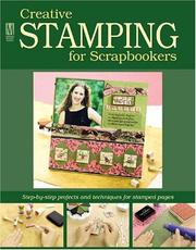 Cover of: Creative Stamping For Scrapbookers | Lydia Rueger