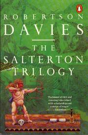 Cover of: The Salterton Trilogy