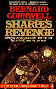 Cover of: Sharpe's Revenge: Richard Sharpe and the peace of 1814