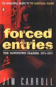 Cover of: Forced entries