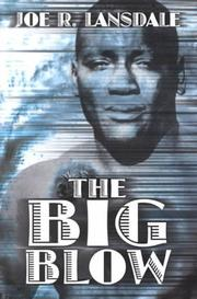 Cover of: The Big Blow