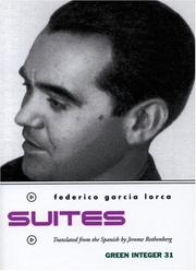 Suites (Green Integer (Series), 31.) by Federico García Lorca, Jerome Rothenberg