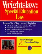 Cover of: Wrightslaw