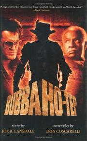 Cover of: Bubba Ho-Tep