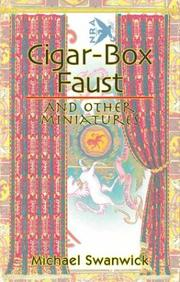 Cover of: Cigar-Box Faust and Other Miniatures