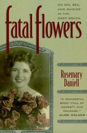 Cover of: Fatal flowers