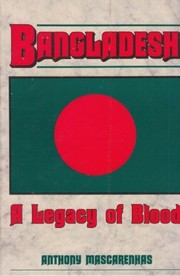 Cover of: Bangladesh | Anthony Mascarenhas