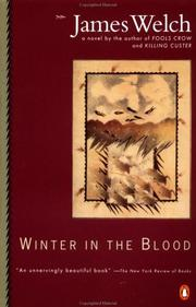 Cover of: Winter in the blood