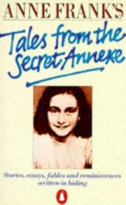 Cover of: Tales from the Secret Annexe