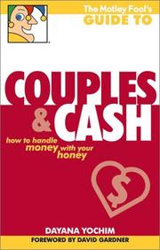Cover of: The Motley Fool's Guide to Couples and Cash