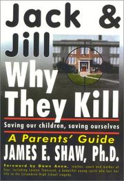 Cover of: Jack & Jill, Why They Kill |
