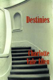 Cover of: Destinies