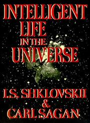 Cover of: Intelligent Life in the Universe