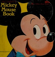 Mickey Mouse Book - Walt Disney (Golden Shape Book)