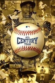 Cover of: All Century Team |
