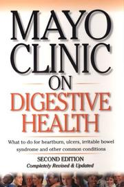 Cover of: Mayo Clinic on Digestive Health | John E. King