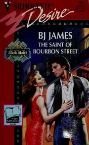 Saint of Bourbon Street (Men of the Black Watch)